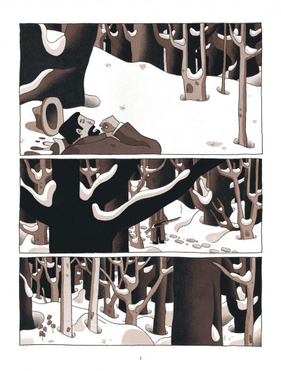 Page 3 Paco les mains rouges tome 1