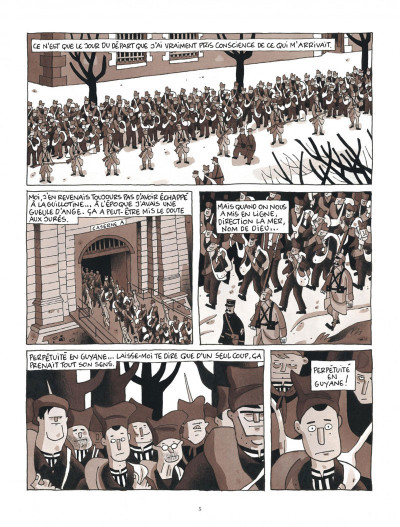 Page 5 Paco les mains rouges tome 1