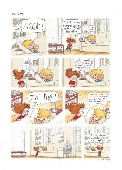 Page 4 Pico bogue tome 5 - légère contrariété