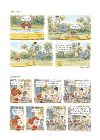 Page 5 Pico bogue tome 5 - légère contrariété