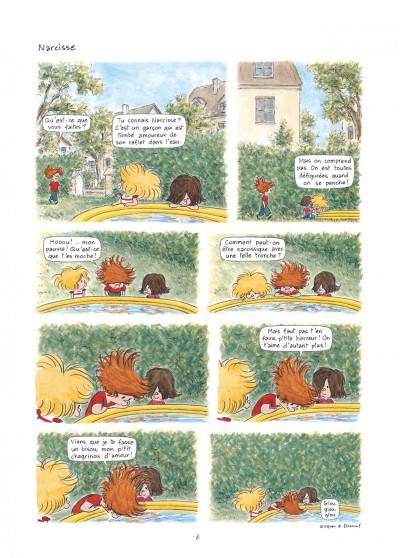 Page 6 Pico bogue tome 5 - légère contrariété