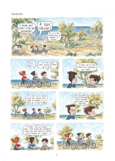 Page 8 Pico bogue tome 5 - légère contrariété