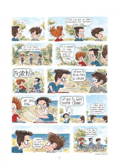 Page 9 Pico bogue tome 5 - légère contrariété