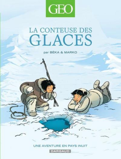 image de une aventure en pays inuit