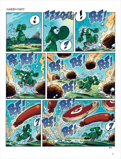 Page 3 nab tome 14 - puéril en la demeure