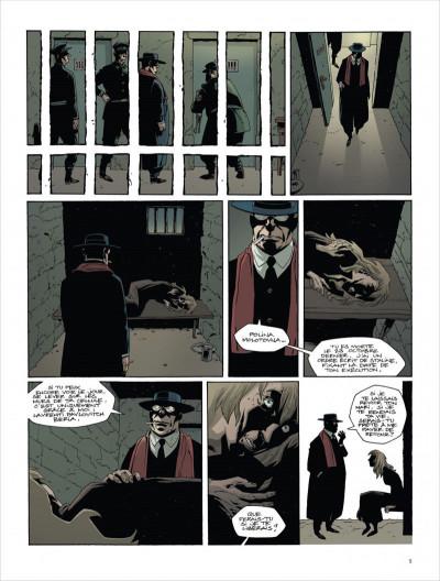 Page 5 la mort de staline tome 2 - Funérailles