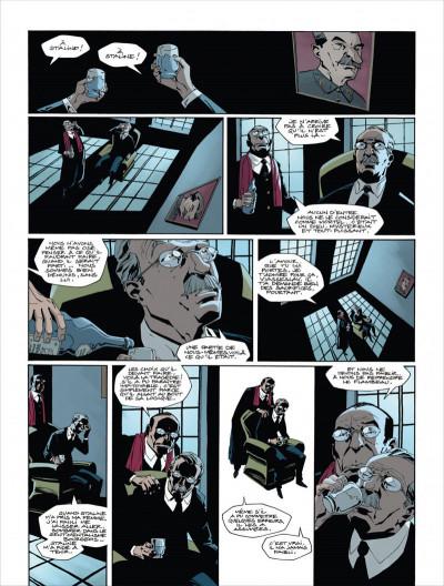 Page 6 la mort de staline tome 2 - Funérailles