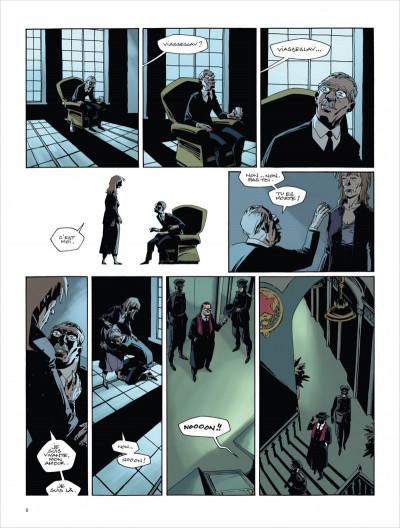 Page 8 la mort de staline tome 2 - Funérailles