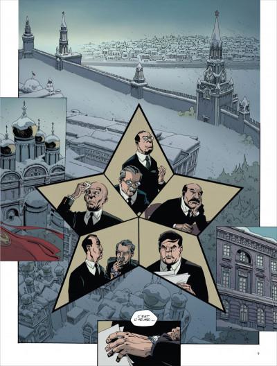 Page 9 la mort de staline tome 2 - Funérailles