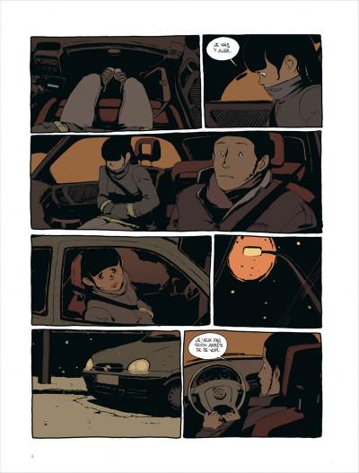Page 4 Le bel âge tome 1 - désordre