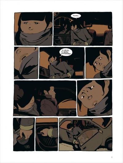 Page 5 Le bel âge tome 1 - désordre