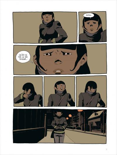 Page 7 Le bel âge tome 1 - désordre