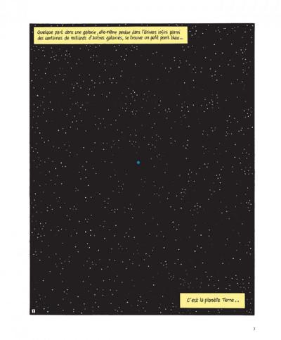 Une patante aventure de jules tome 6 un plan sur la com te - Plan sur la comete ...