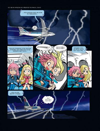 Page 3 Les elfées tome 5