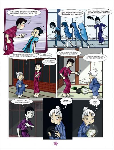 Page 5 Les elfées tome 5