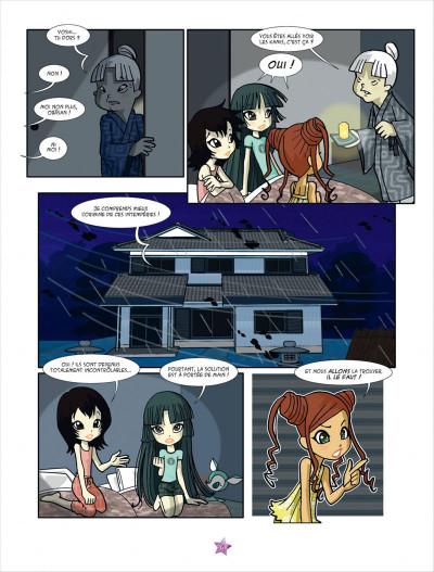 Page 6 Les elfées tome 5