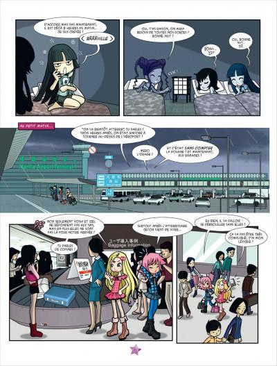 Page 7 Les elfées tome 5