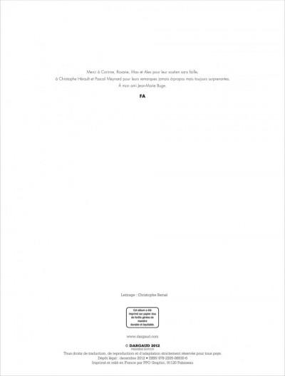 Page 1 Chroniques de la Lune noire tome 15