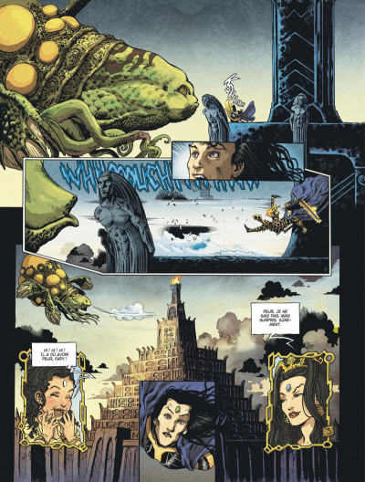 Page 5 Chroniques de la Lune noire tome 15