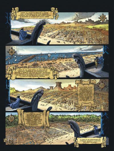 Page 6 Chroniques de la Lune noire tome 15