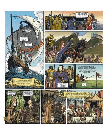 Page 8 Chroniques de la Lune noire tome 15