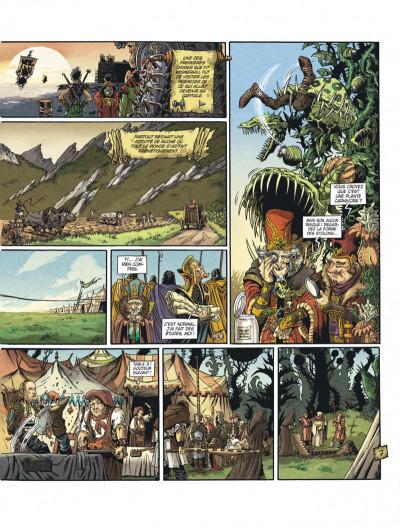 Page 9 Chroniques de la Lune noire tome 15