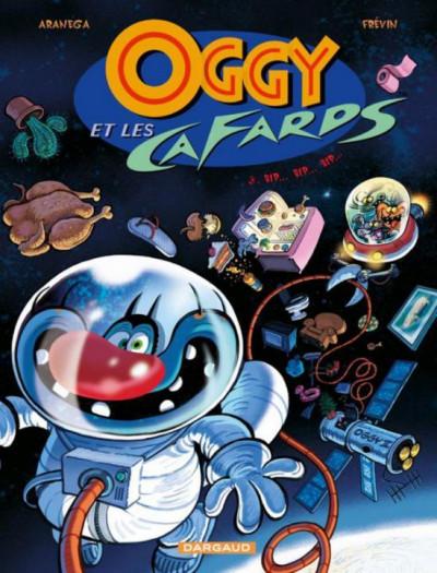 Couverture Oggy et les cafards tome 3 - bip... bip... bip...