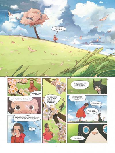 Page 3 Le rêve du papillon tome 4 - hamster au printemps