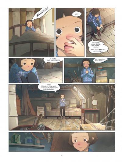 Page 4 Le rêve du papillon tome 4 - hamster au printemps