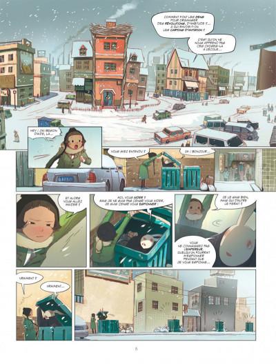 Page 5 Le rêve du papillon tome 4 - hamster au printemps