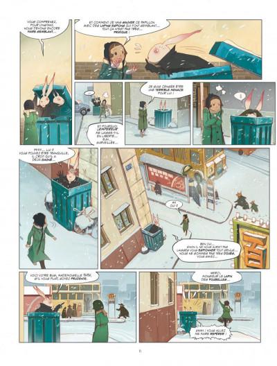 Page 6 Le rêve du papillon tome 4 - hamster au printemps