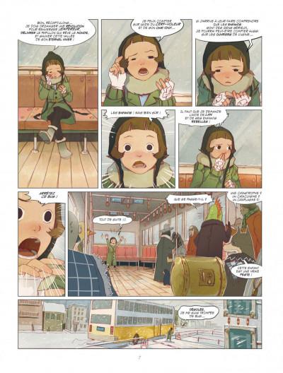 Page 7 Le rêve du papillon tome 4 - hamster au printemps