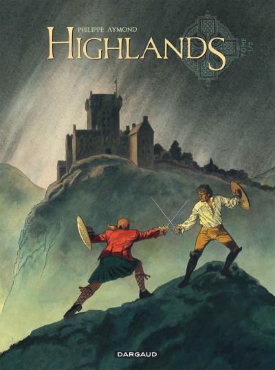 image de Highlands tome 1 - le portrait d'Amélia