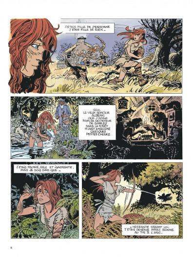 Page 6 Valérian tome 22 - souvenirs de futurs