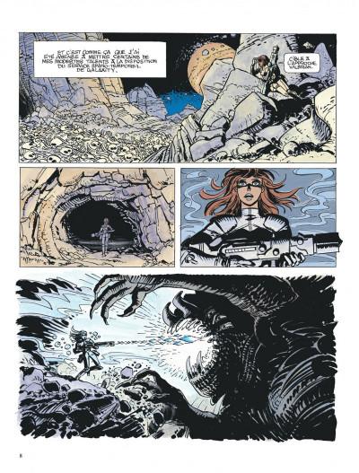 Page 8 Valérian tome 22 - souvenirs de futurs