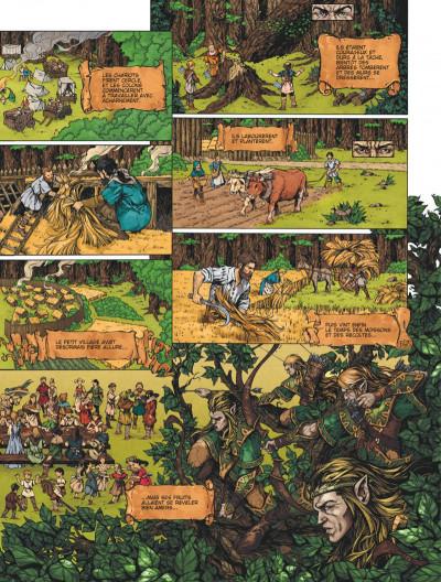 Page 5 Les arcanes de la lune noire tome 4