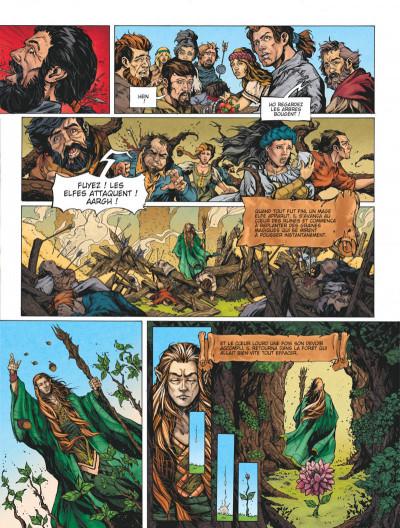 Page 7 Les arcanes de la lune noire tome 4