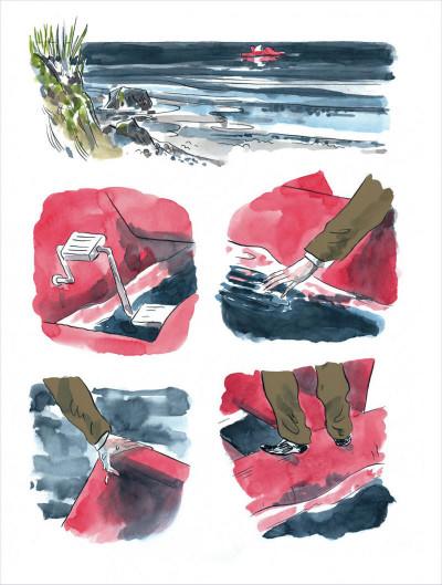 Page 4 La fille de l'eau