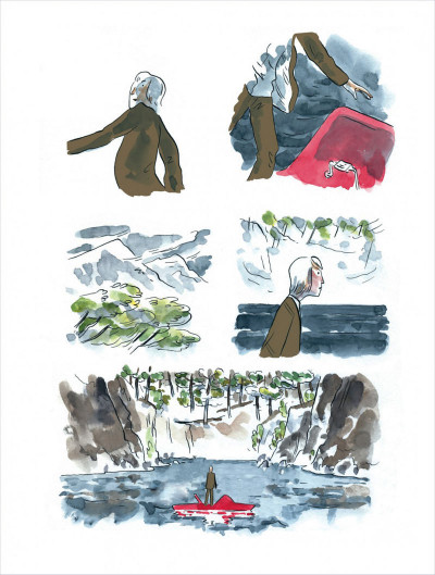 Page 5 La fille de l'eau