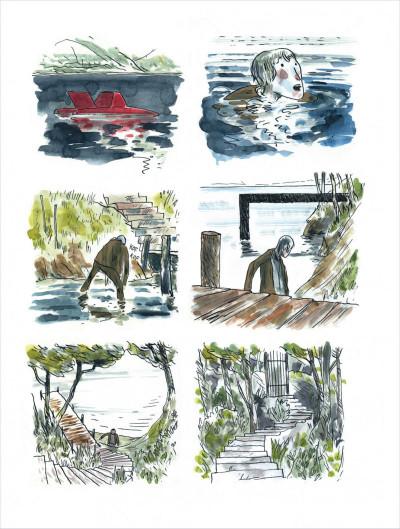 Page 6 La fille de l'eau