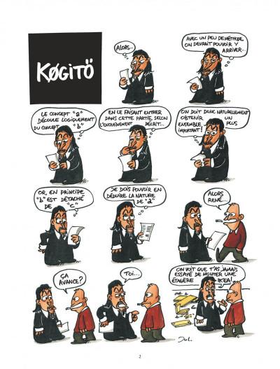 Page 2 La planète des sages tome 1