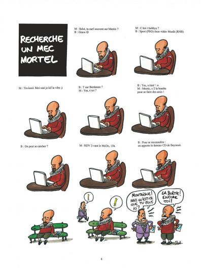 Page 4 La planète des sages tome 1