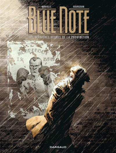 Couverture Blue note tome 1