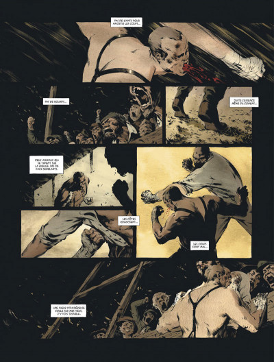 Page 3 Blue note tome 1