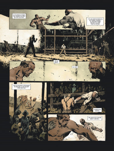 Page 4 Blue note tome 1