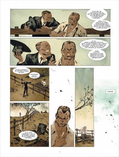 Page 1 Blue note tome 1