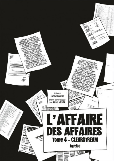 Page 3 l'affaire des affaires tome 4 - clearstream