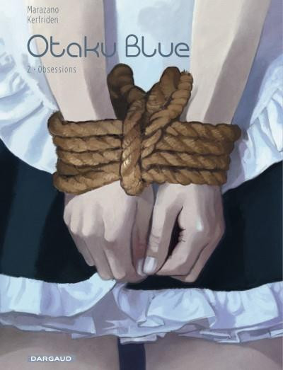 Couverture Otaku blue tome 2 - obsessions