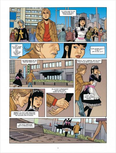 Page 8 Otaku blue tome 2 - obsessions