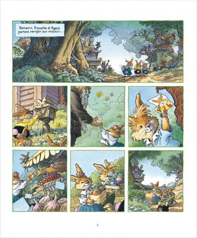 Page 6 La famille passiflore tome 1 - L'anniversaire de Dentdelion